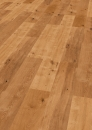 KWG Kork-Fertigparkett Samoa Dekor - Atlanta red oak HotCoating
